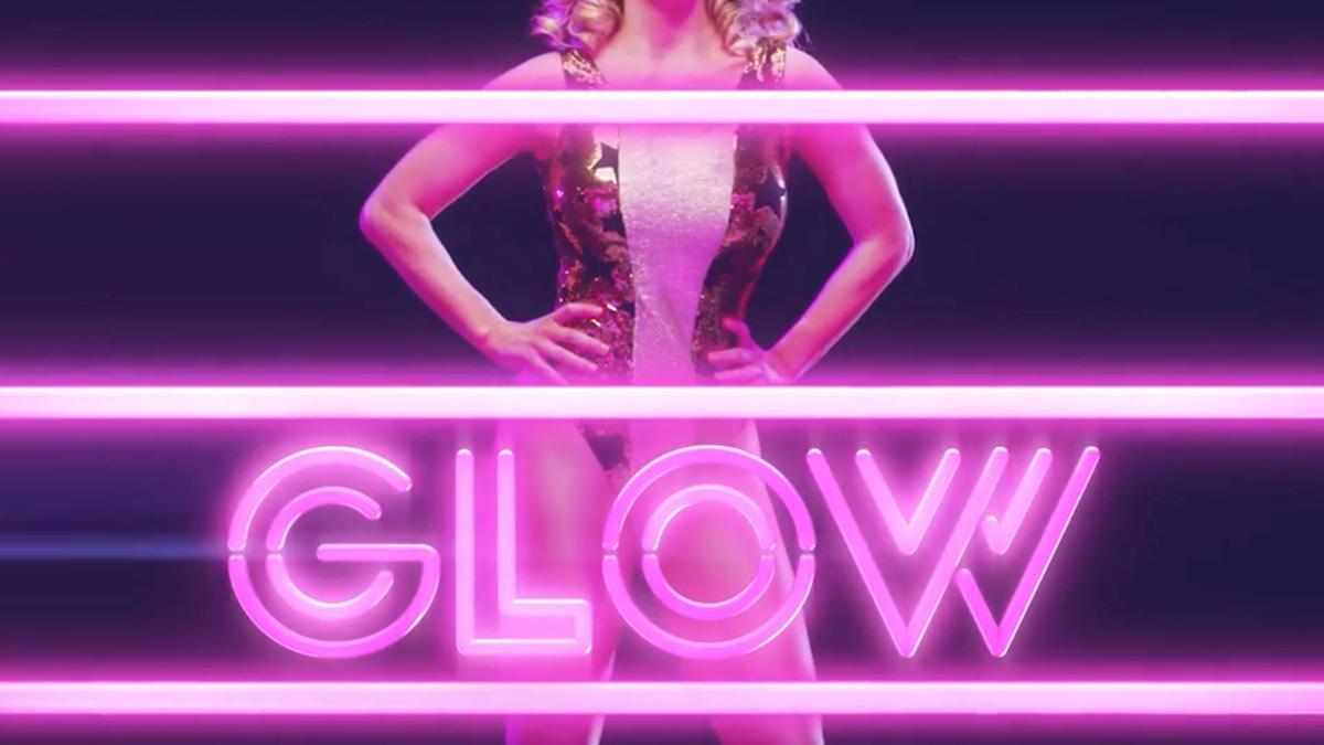Glow, la nueva serie de Netflix, se muestra en su primer tráiler
