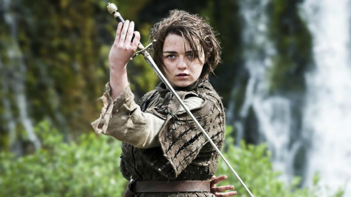 El arma de Arya Stark del que todo el mundo habla