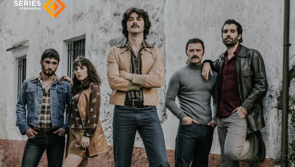 Fariña, primera imagen de los narcos de Galicia.
