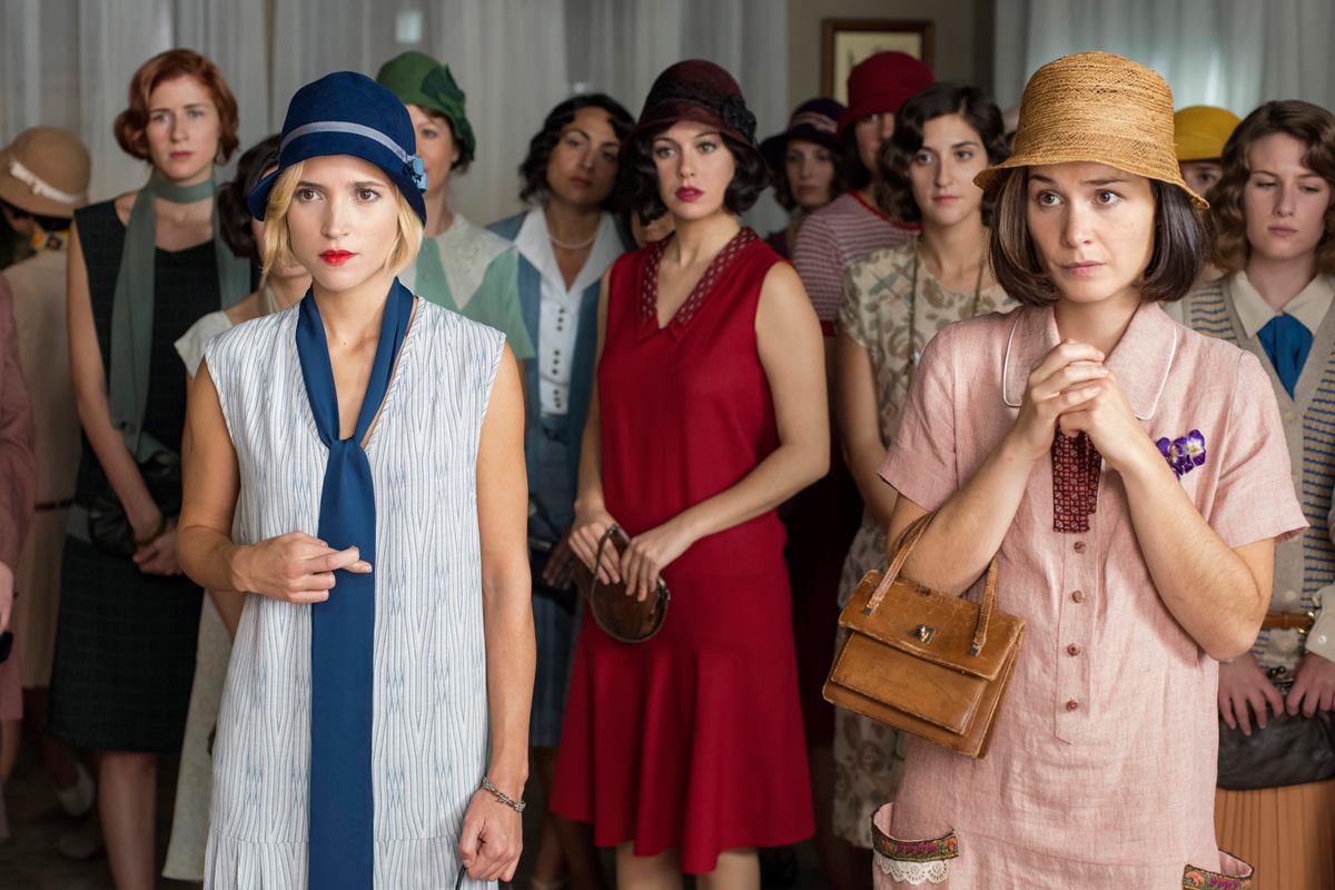 Las Chicas del Cable renueva por una tercera temporada.