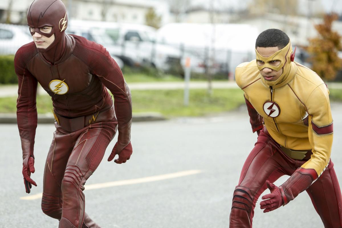 Revelado el enemigo de Flash para la próxima temporada.