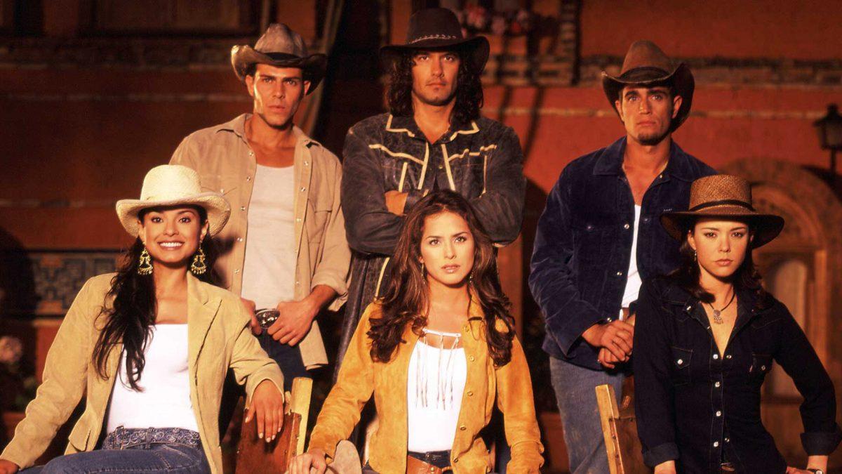 Antena 3 emitió la adaptación española de Pasión de Gavilanes.