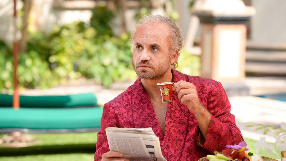 Édgar Ramírez interpreta al diseñador italiano.