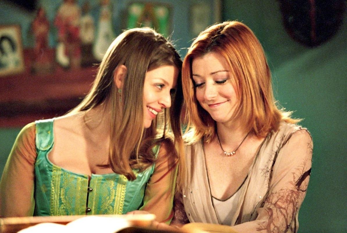 Tara y Willow formán una de las parejas más míticas de la televisión.