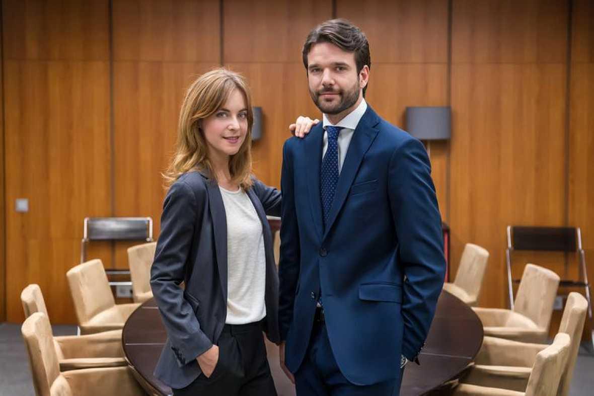 Alba Ribas y Jon Arias protagonizan 'Derecho a soñar'.
