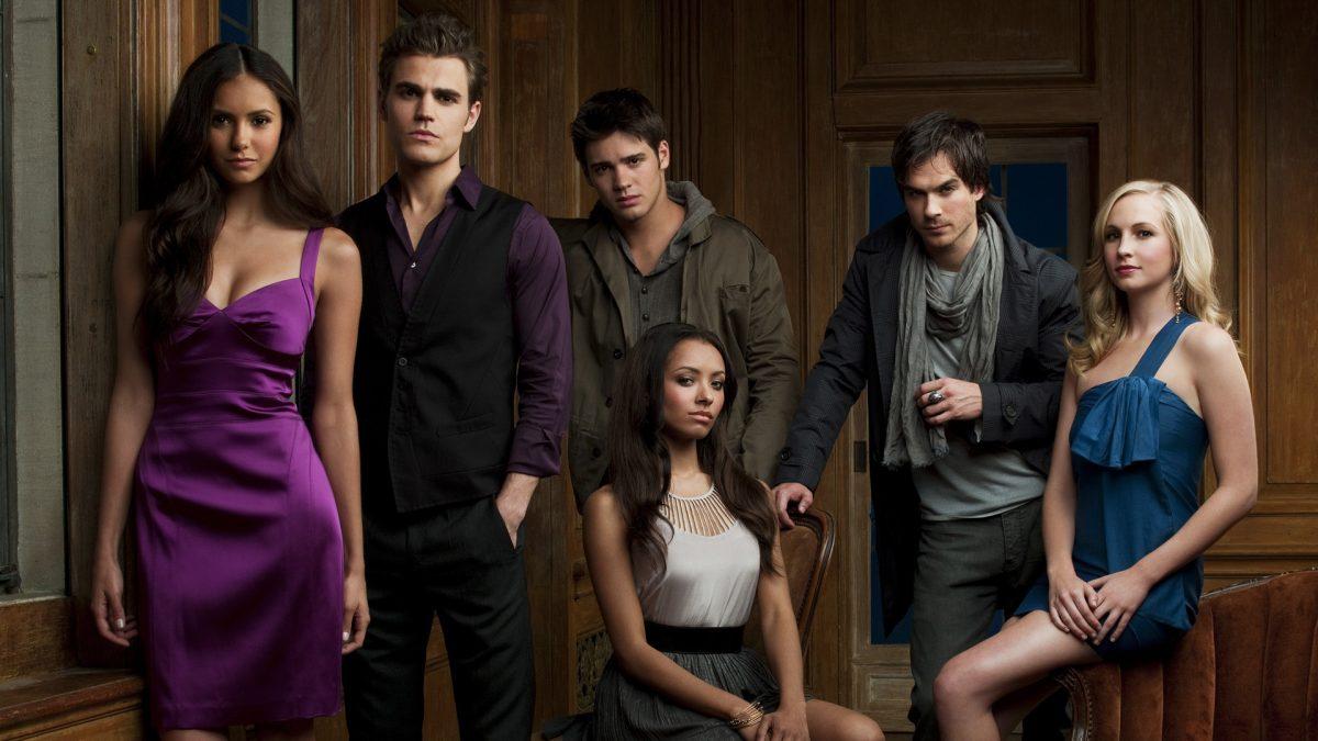 Stefan y Caroline protagonizan esta emotiva escena.