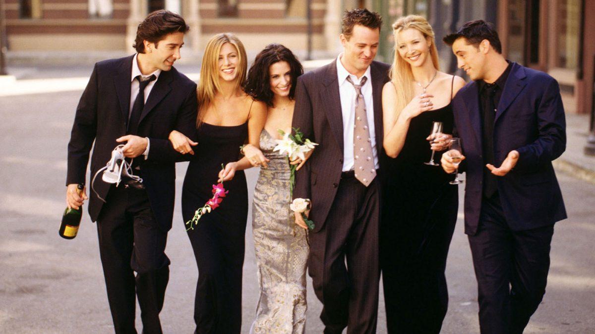 Son muchos los detalles y anécdotas de Friends que permanecen ocultos