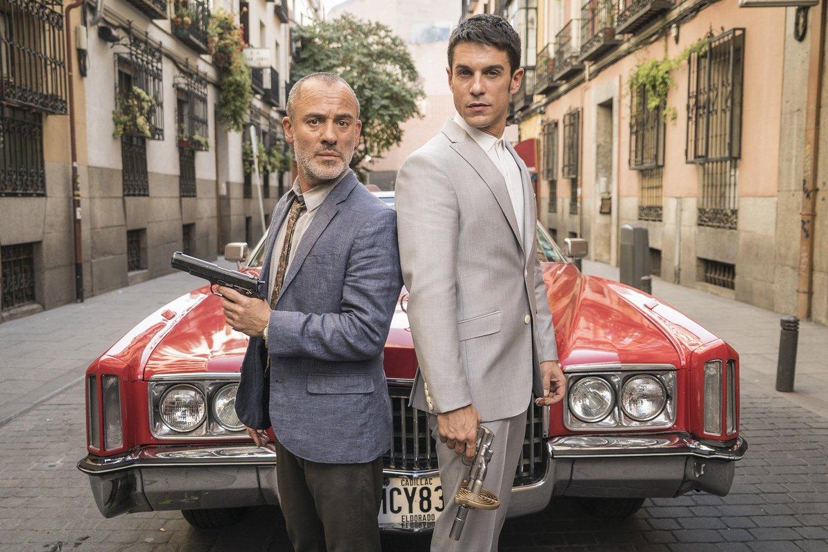 La serie inaugura además la nueva edición del FesTVal de Vitoria, que comienza hoy mismo.