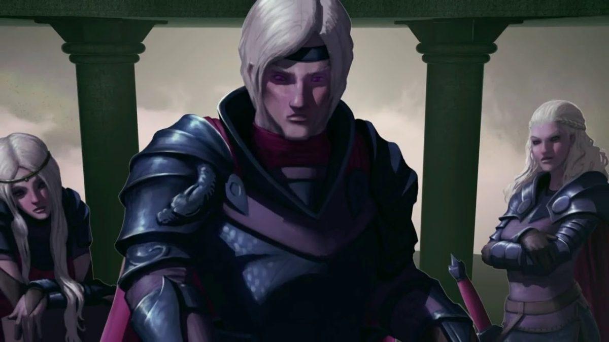 El primer capítulo de Conquest & Rebellion se centra en la casa Targaryen.