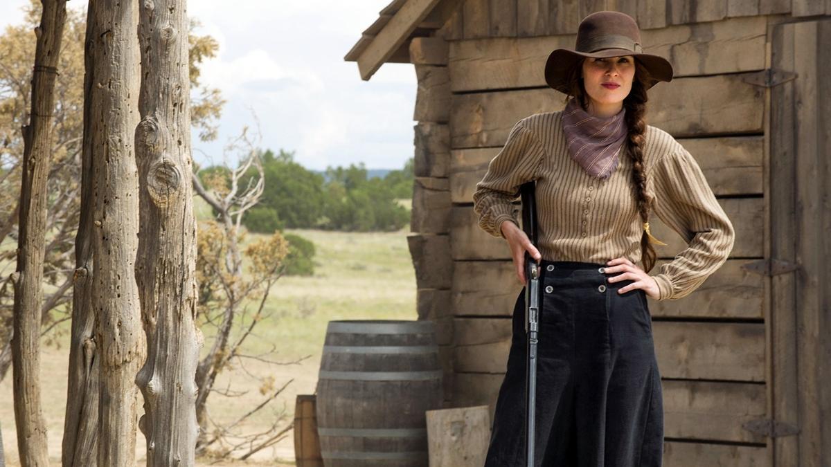 Muchos críticos ya califican la miniserie como el mejor western del año.