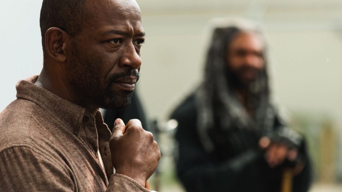 Lennie James protagonizará el crossover de The Walking Dead