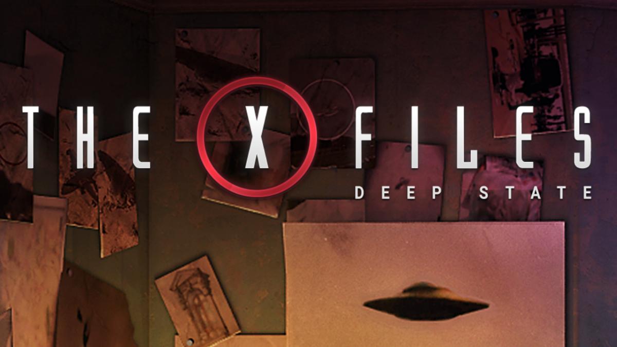 'The X-Files: Deep State' estará disponible a partir de febrero de 2018.