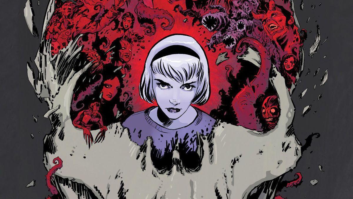 La serie estará basada en el cómic 'The Chilling Adventures of Sabrina'.
