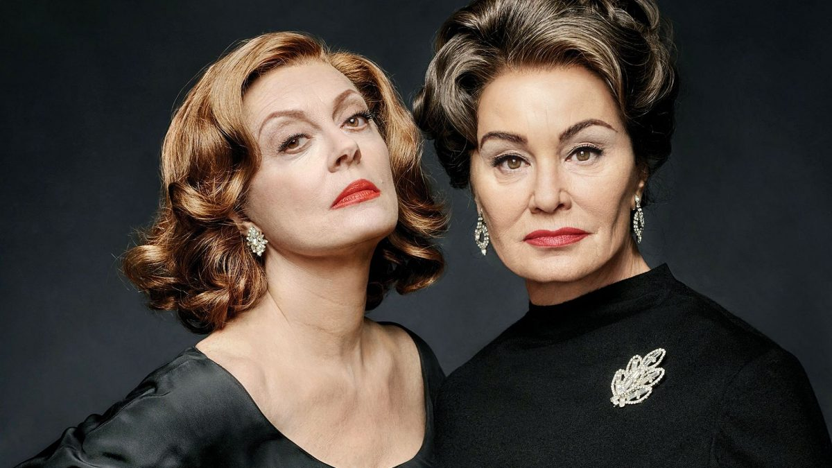 Feud: Bette y Joan es la serie con mayor número de nominaciones.