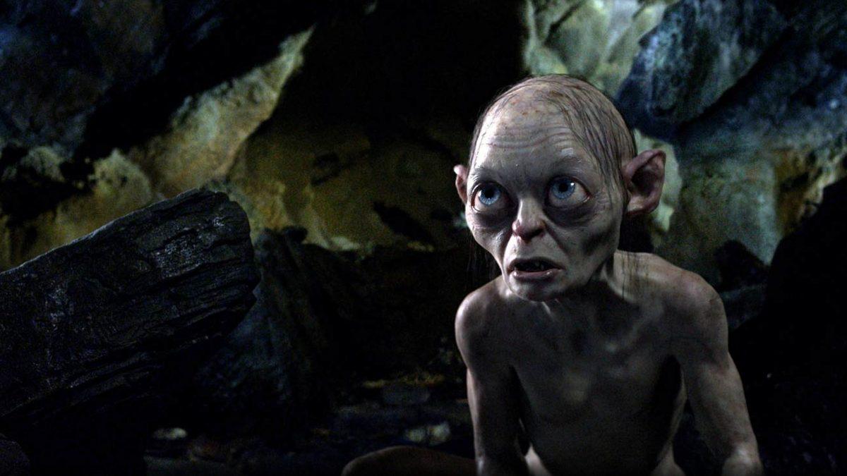 Andy Serkins rechaza interpretar a Gollum en la serie de televisión