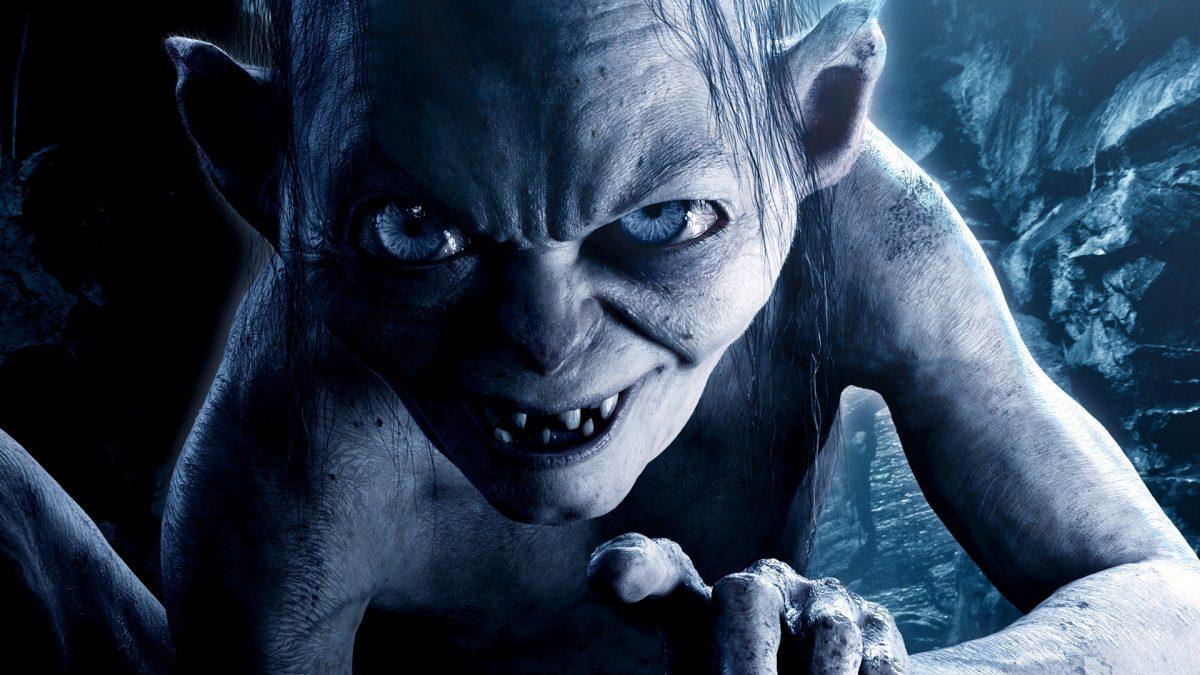 Gollum es uno de las figuras más representativas de la obra de Tolkien.