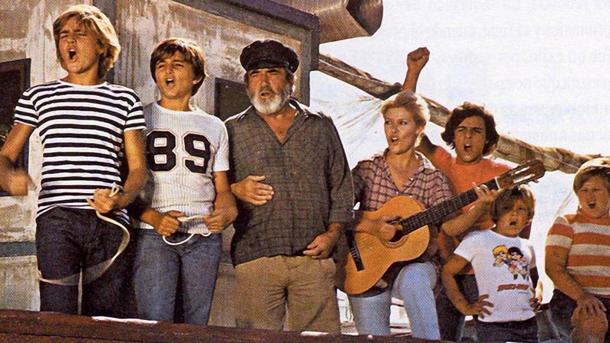 Verano Azul es una de las producciones españolas más recordadas.