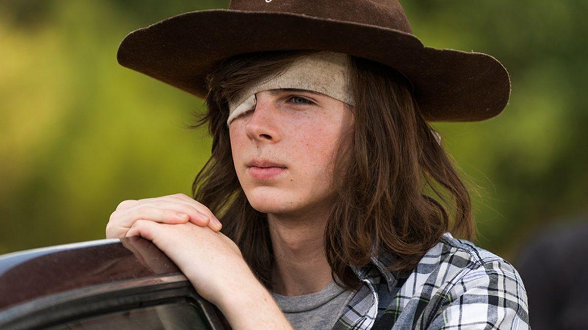 La muerte de Carl ha causado una gran conmoción entre los fans de la ficción.