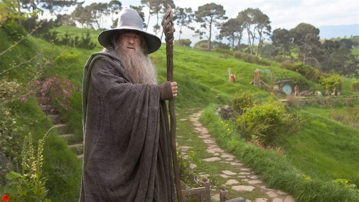 Ian McKellen dio vida en la saga cinematográfica a uno de los personajes más icónicos: Gandalf el Gris.