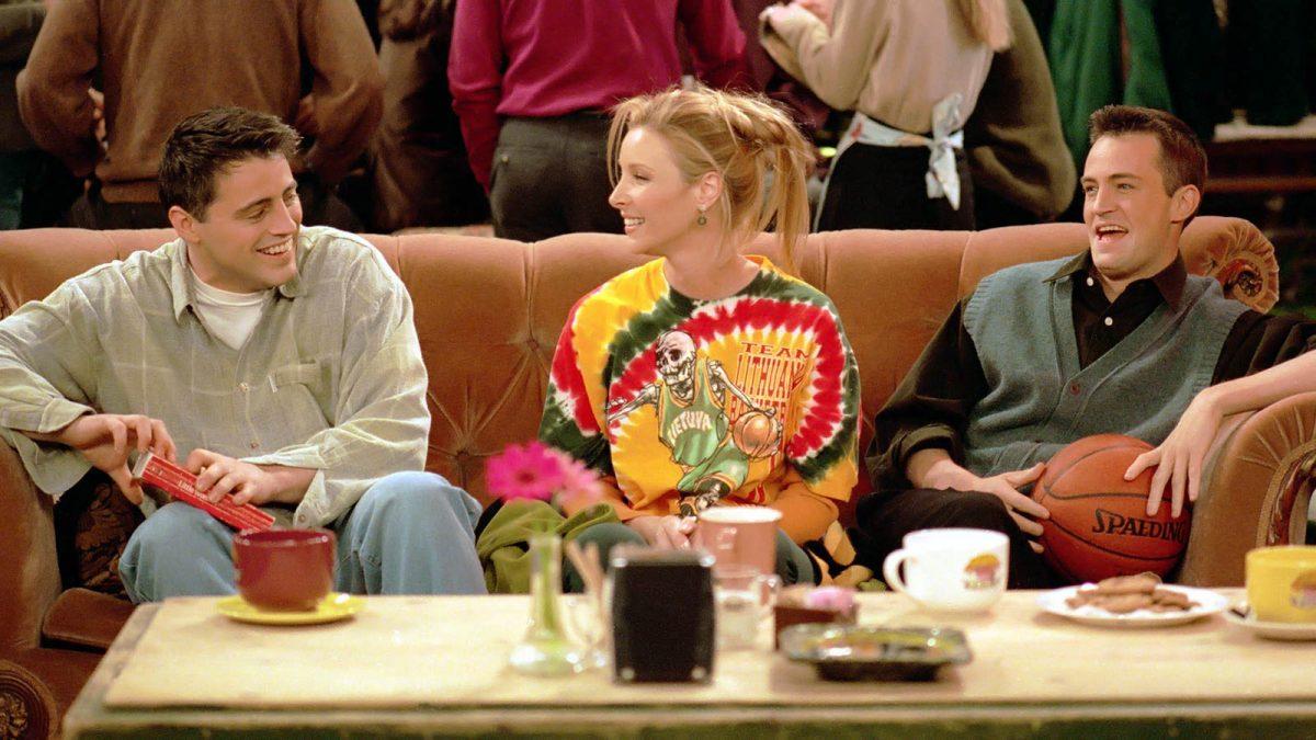 Friends se mantiene a día de hoy como una de las series más vistas de la televisión.