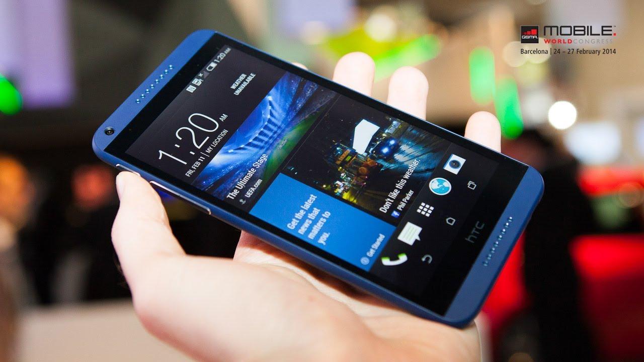 HTC Desire 816, lo nuevo de HTC ya está disponible