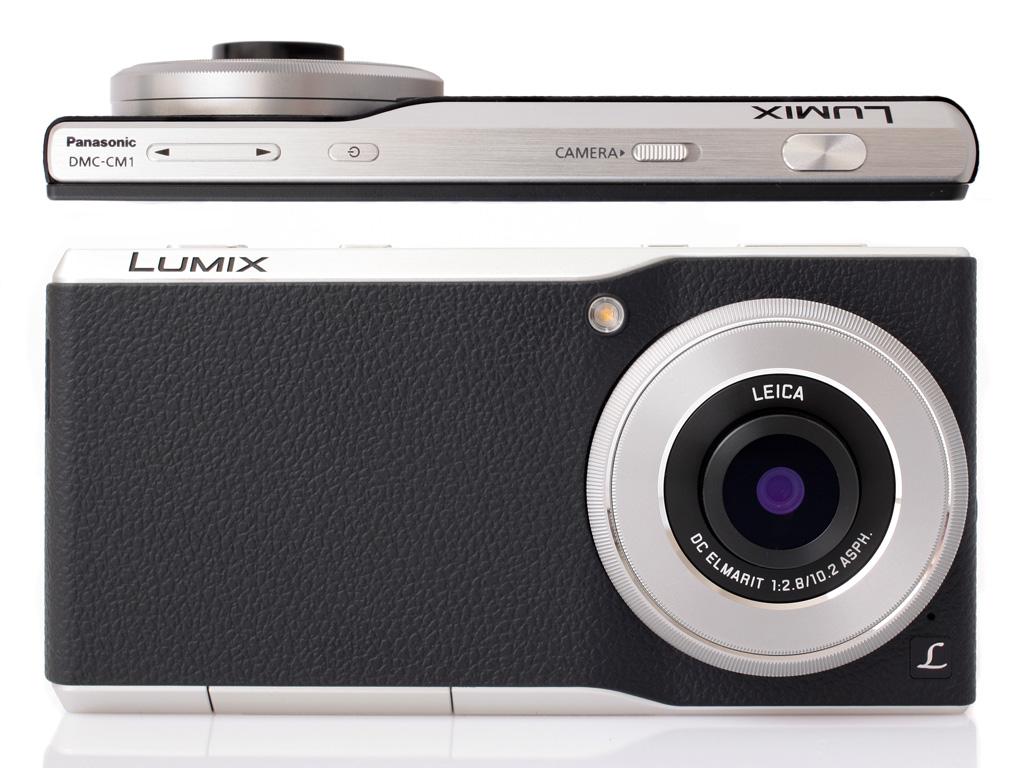 Panasonic Lumix CM1, el smartphone ideal para quienes lo usan constantemente como cámara