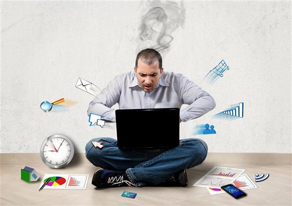 Tecnoestrés, la adicción a las nuevas tecnologías. ¿Tú la padeces?
