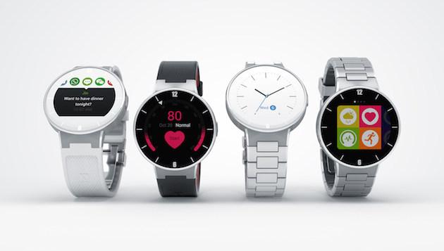 Alcatel One Touch Watch, el primer reloj inteligente de 2015