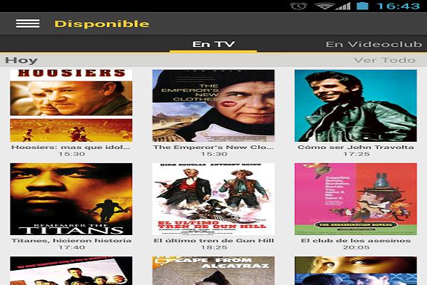 PopCha!, la app para los amantes del cine
