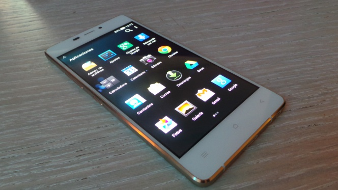 Kazam Tornado 348, uno de los smartphones más finos del mercado