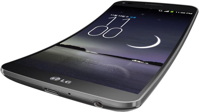 G Flex 2, el nuevo smartphone curvo de LG