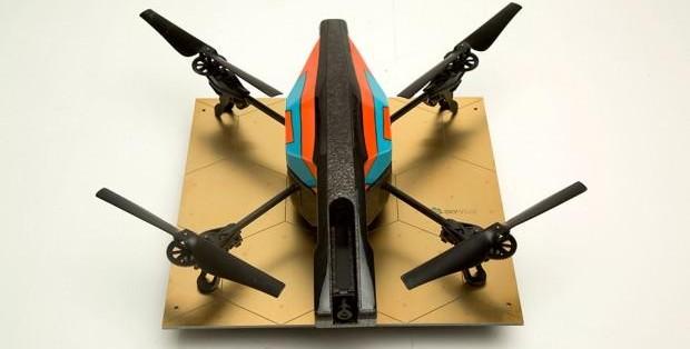 Recargar los drones ya no es un problema gracias a la tecnología portátil