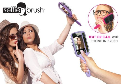 selfie brush ok