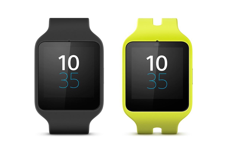 13 características del Sony Smartwatch 3