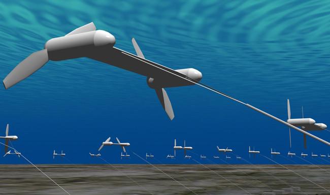 Turbinas submarinas proveerán a Japón de energía gracias a Toshiba