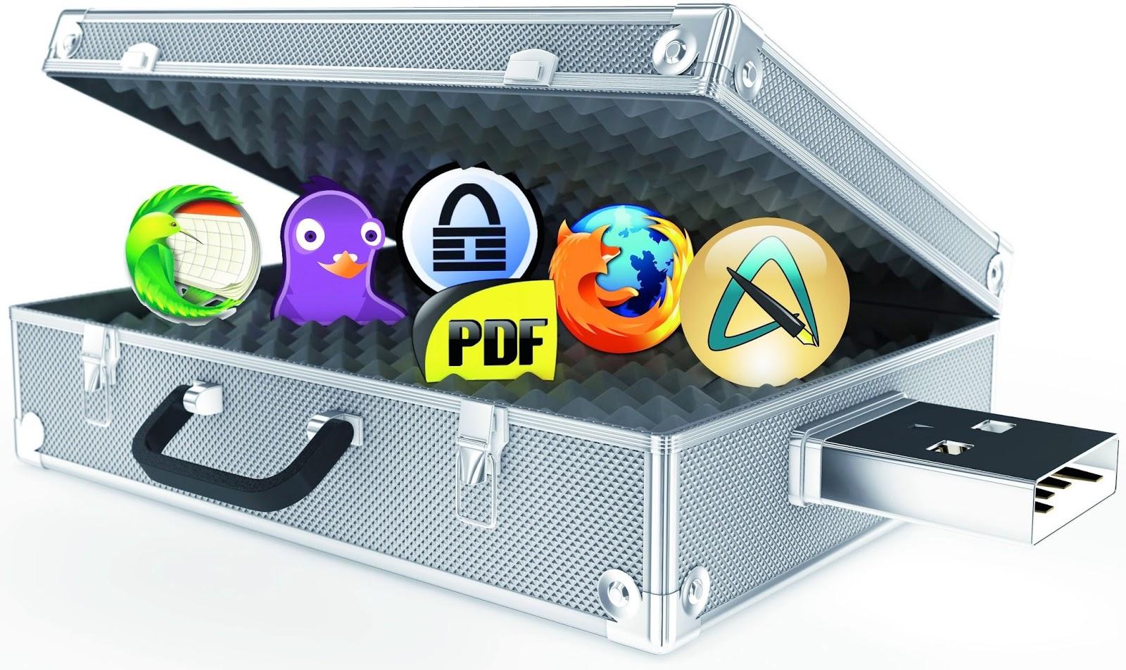 3 webs para descargar programas portables