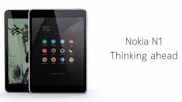 Nokia N1, la tablet que arrasa en China