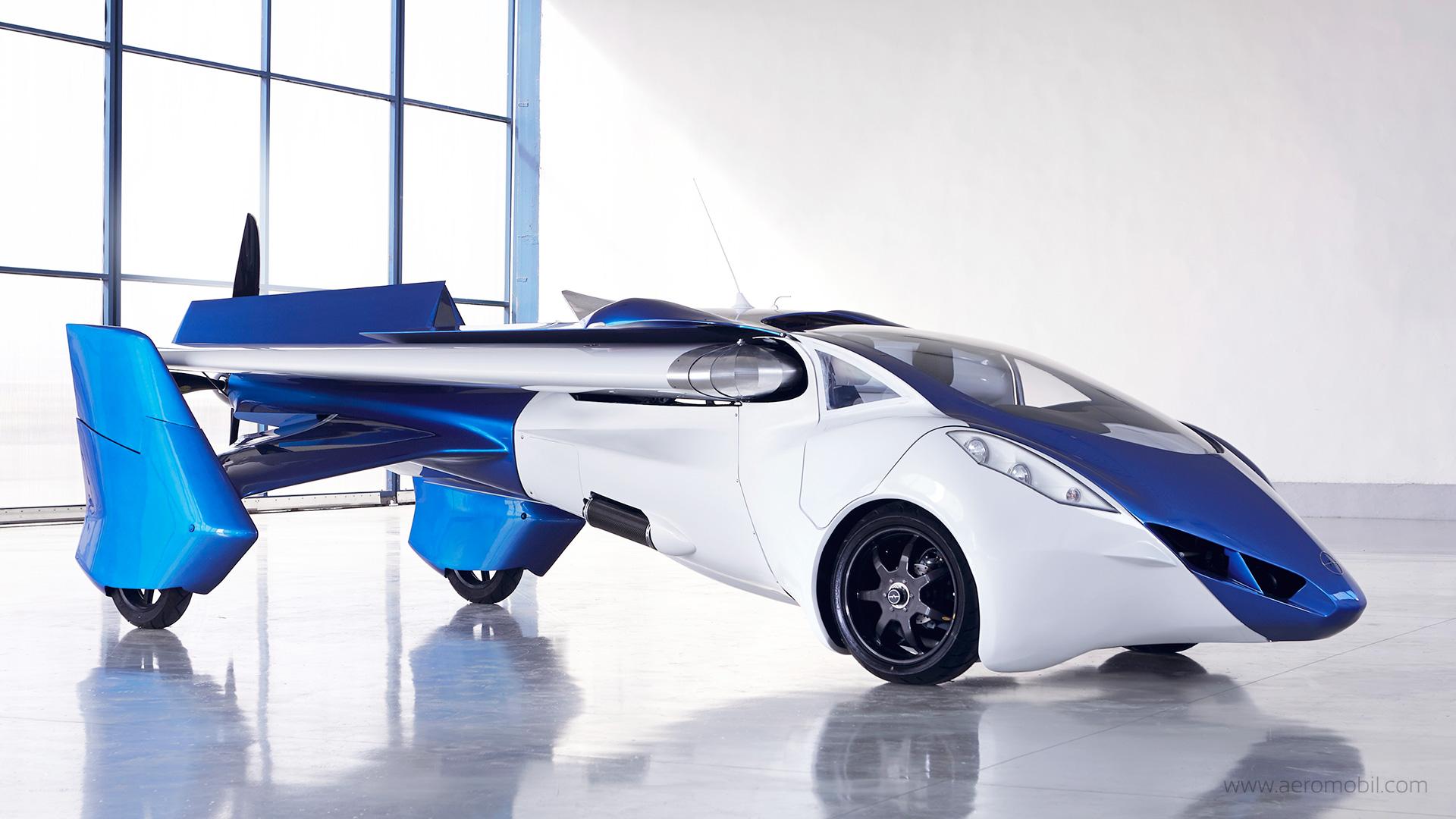 aeromobil-vehiculo