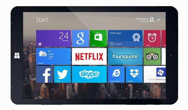 Eve T1, la nueva tablet económica del mercado