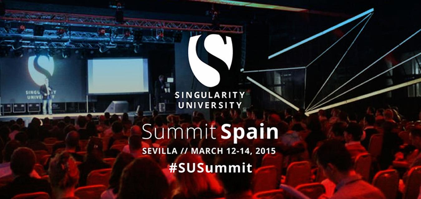 Singularity University Summit Spain arranca en Sevilla