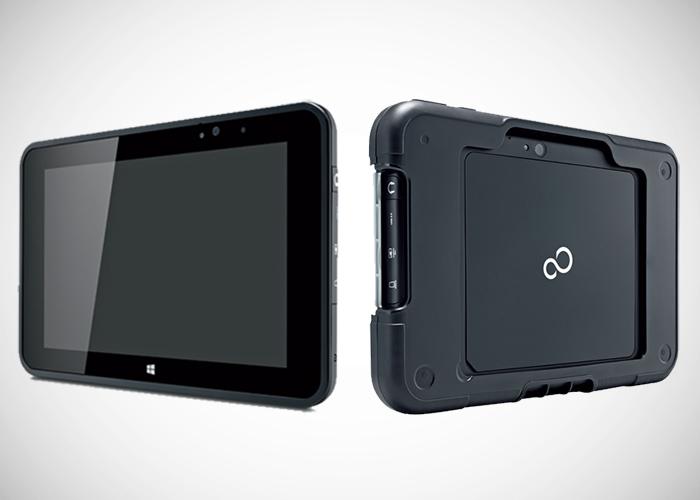 Fujitsu Stylistic V535, la nueva tablet ultrarresistente