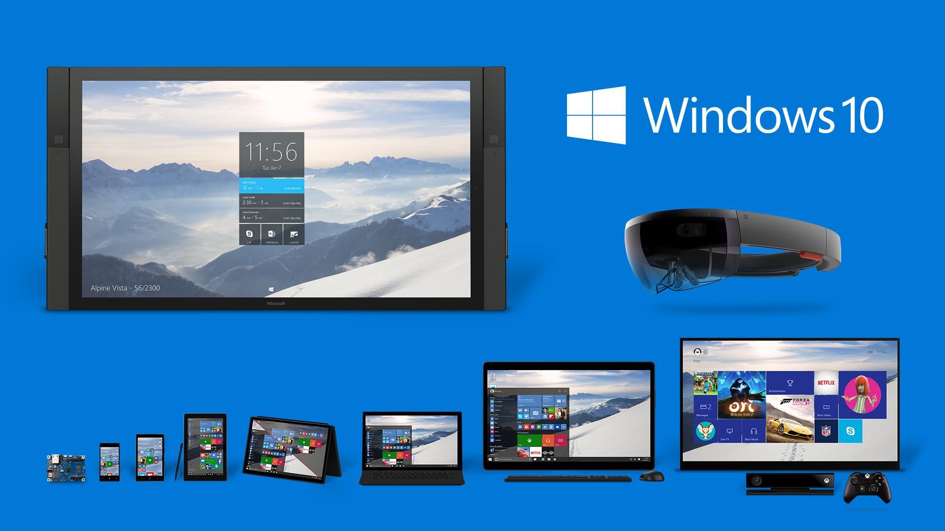 Windows 10. Todo lo que sabemos de la nueva generación del sistema operativo