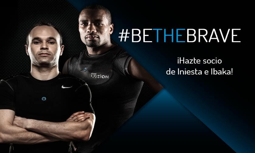 La española FirstV1sion retransmitirá el Madrid- Zalguiris desde la camiseta de los jugadores