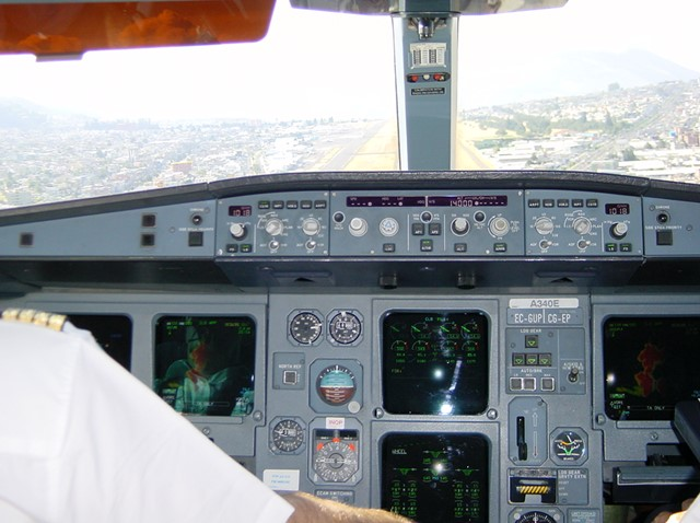Nuevas tecnologías mejorarán el sistema de seguridad de los aviones