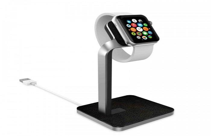 Watch Dock, la base de carga de Apple Watch