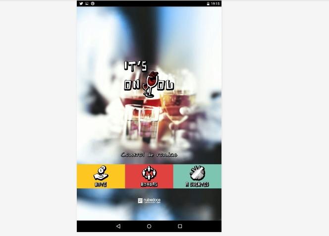 It´s on you, la app perfecta para ir de cañas con los amigos