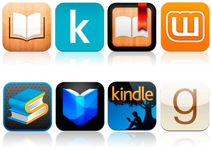 Resultado de imagen para apps de lectura