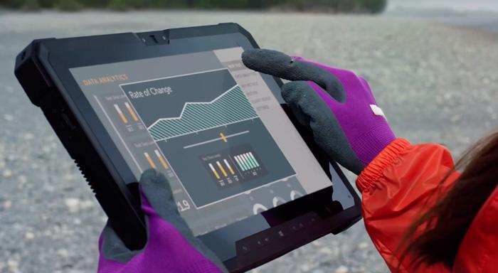 Latitude 12, la nueva tablet de Dell