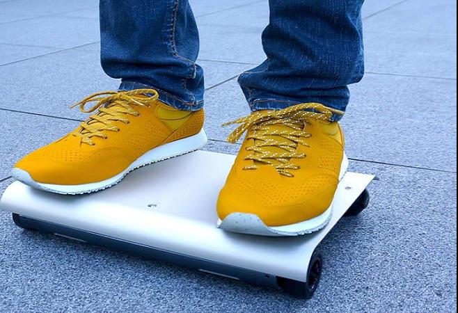 Walkcar, el nuevo gadget que funciona como medio de transporte