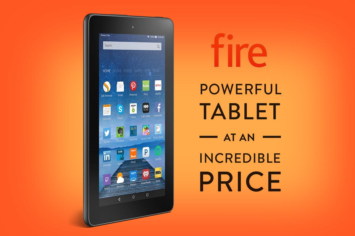 Amazon Fire 1 apertura
